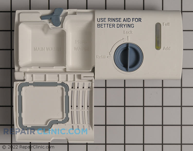 Detergent Dispenser WP8558129 Alternate Product View