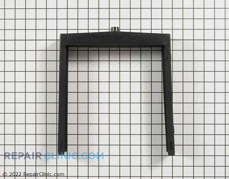 Humidifier pad frame