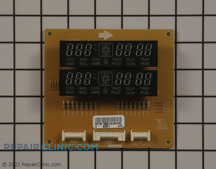 Display Board EBR72822801 Alternate Product View