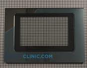Outer Door Glass - Part # 2209821 Mfg Part # WPW10330077