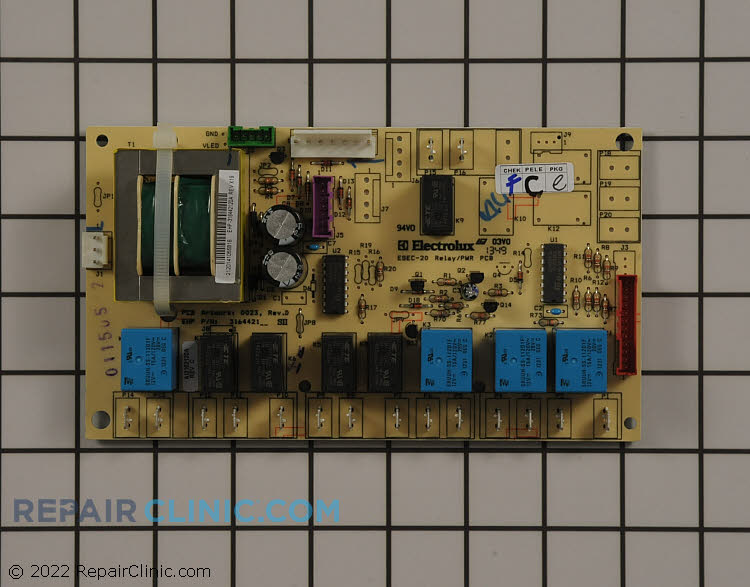 Relay Board 316442120 Alternate Product View
