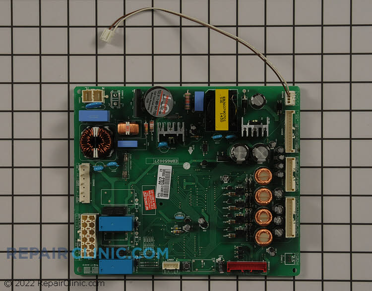 Control Board EBR65002703 Alternate Product View