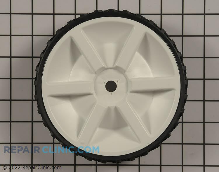Wheel asm