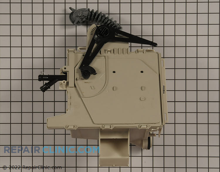 Detergent Dispenser WH41X10006 Alternate Product View