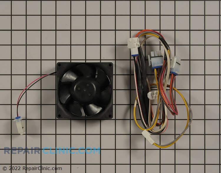 Fan Motor WR17X13035 Alternate Product View