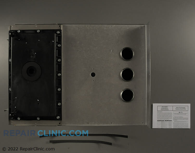 Heat Exchanger 0257F00172S Alternate Product View