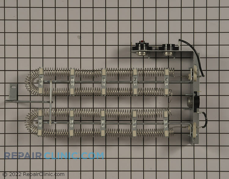 Heating Element Assembly 22312903 Alternate Product View