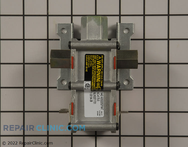 Gas Valve Assembly MJX62571701     Alternate Product View
