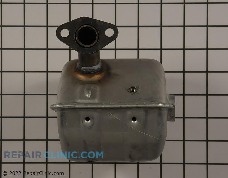 Muffler 18310-ZL0-000 Alternate Product View