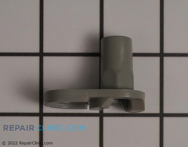 Door closing cam, upper, gray