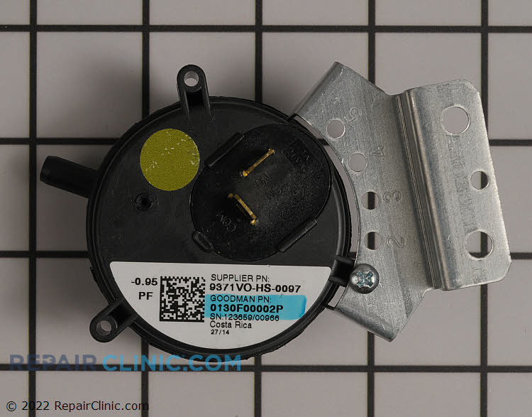 Pressure Switch 0130F00002P Alternate Product View