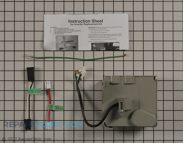Inverter Board W10629033       Alternate Product View