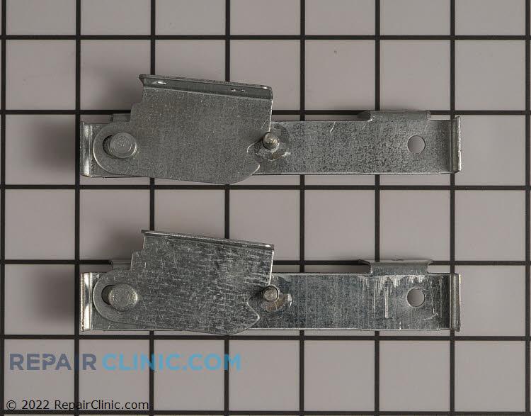 Right broiler hinge