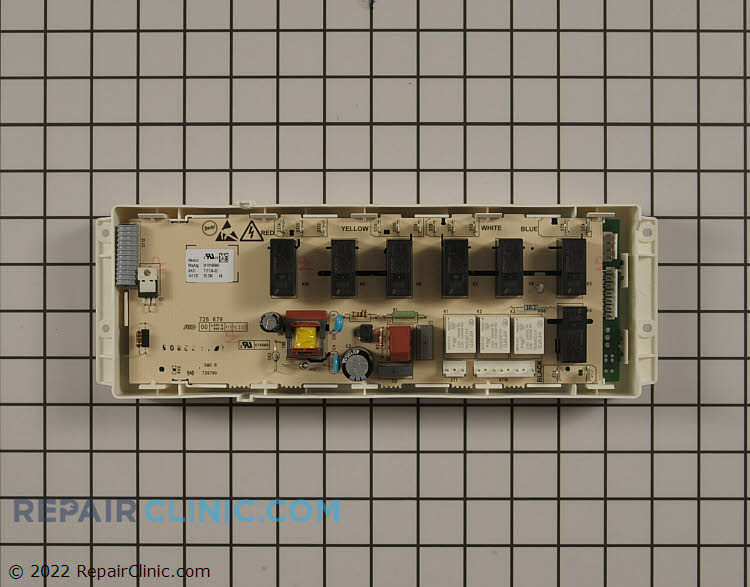 Oven Control Board W10769079       Alternate Product View