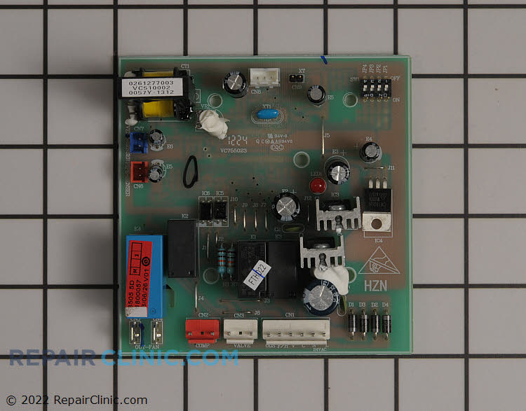 Control Board WJ26X24064 Alternate Product View