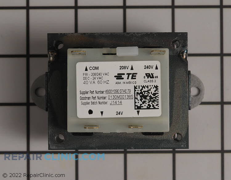 Transformer 0130M00138S Alternate Product View