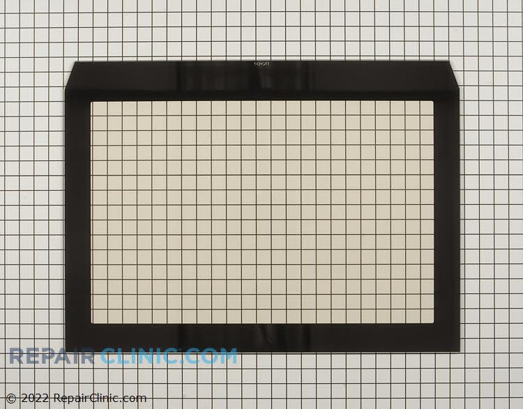 Inner door liner & glass assembly