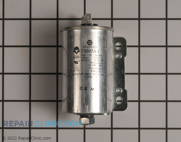 Capacitor WE01X27997 Alternate Product View