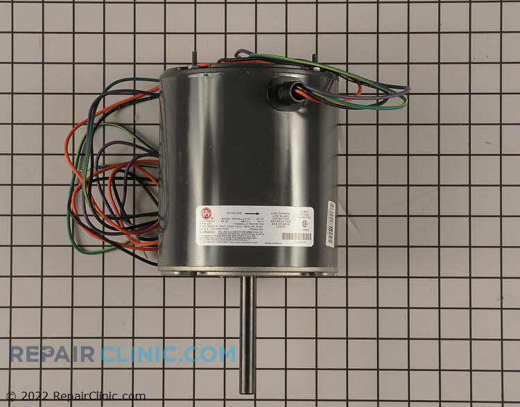 Fan Motor 24W69 Alternate Product View