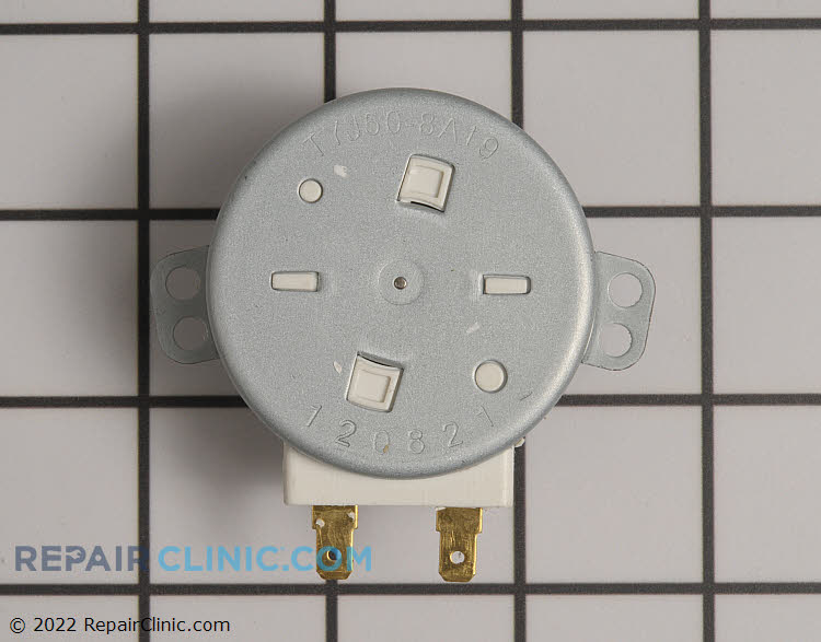 Turntable Motor MW-7600-21 Alternate Product View