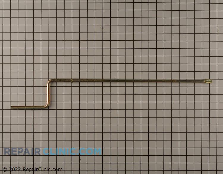 Rod-crank chute