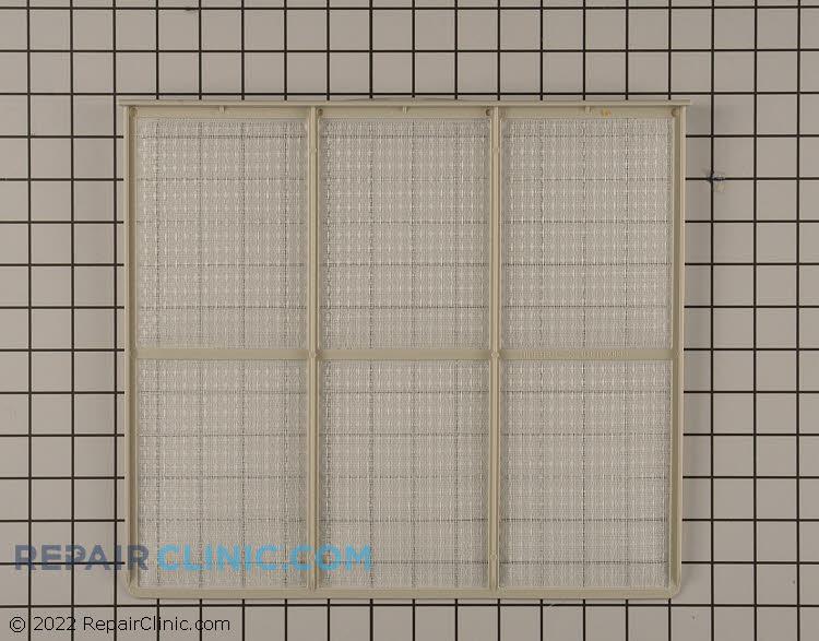 Air filter & frame