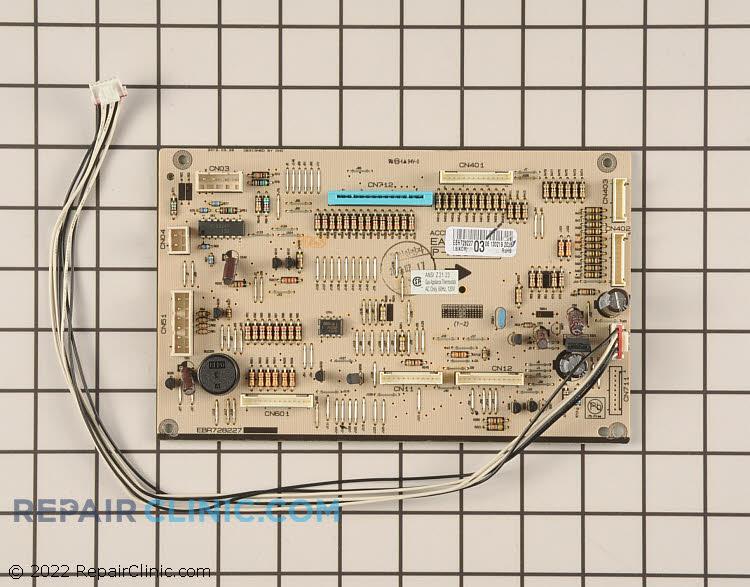 Oven Control Board EBR72822703 Alternate Product View