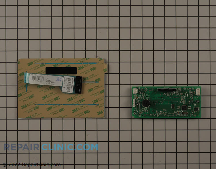 Dispenser Control Board W10740217       Alternate Product View