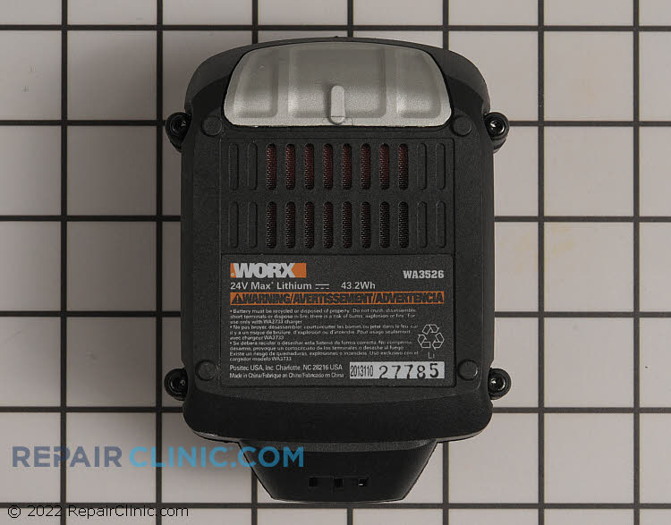Battery WA3526          Alternate Product View