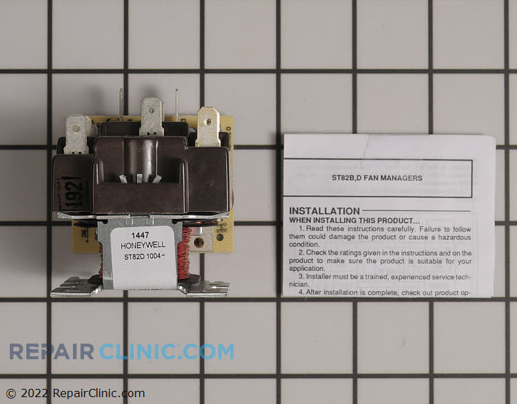 Relay ST82D1004 Alternate Product View