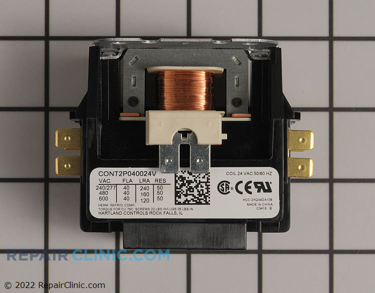 Contactor CONT2P040024VS Alternate Product View