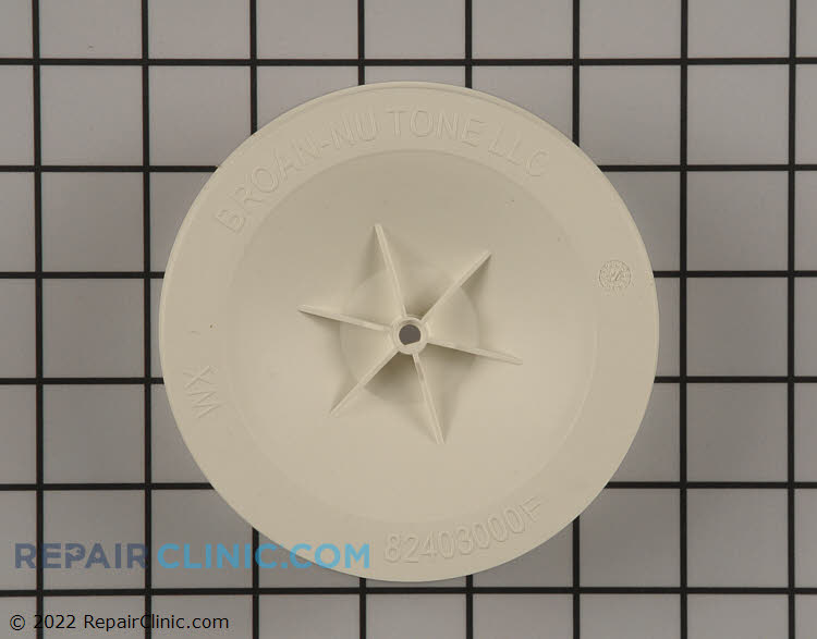 Blower Wheel S82403000 Alternate Product View