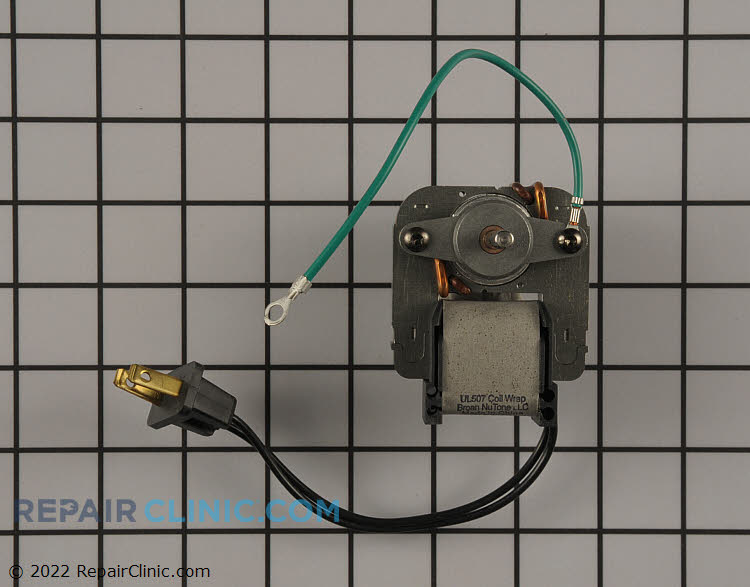 Exhaust Fan Motor S89850000 Alternate Product View