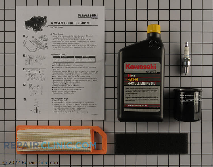 Tune-Up Kit 99969-6142B     Alternate Product View