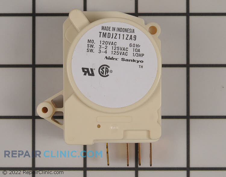 Defrost Timer 0060402415      Alternate Product View