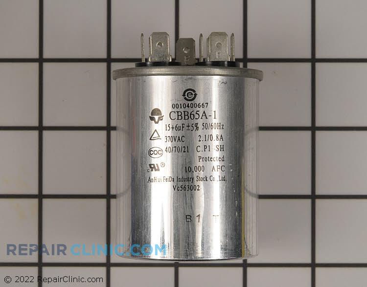 Capacitor AC-1400-166 Alternate Product View
