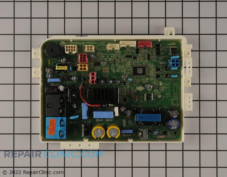 Main power contorl board