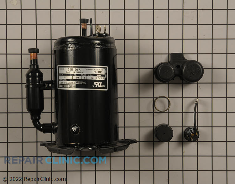Compressor AC-1750-165     Alternate Product View