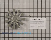 Fan Blade - Part # 3553783 Mfg Part # W10758272