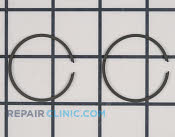 Piston Ring Set - Part # 1832115 Mfg Part # 753-1209