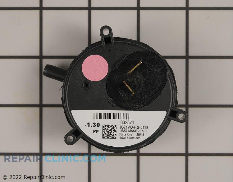"Pressure switch -1.3""WC SPST"