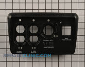 Control Panel - Part # 1964072 Mfg Part # 198468GS