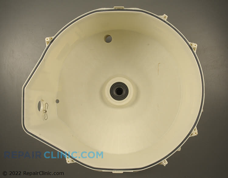 Rear Drum with Bearing W10772619       Alternate Product View