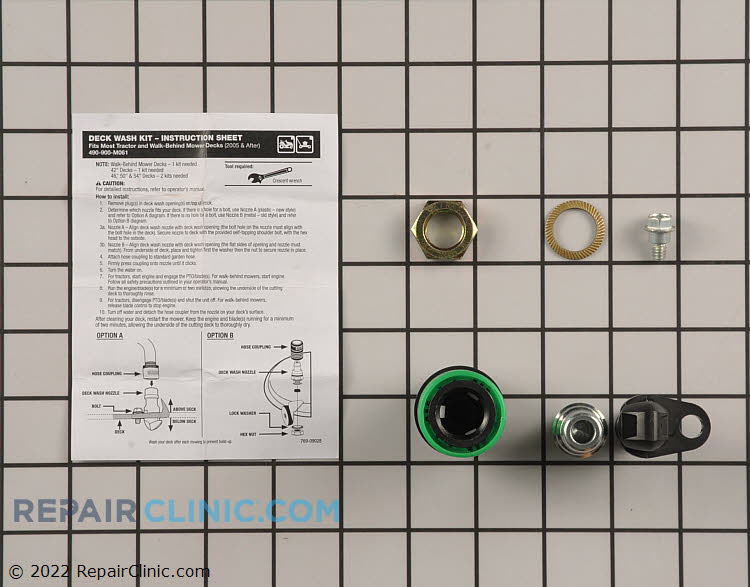 Hose, Tube & Fitting 490-900-M061 Alternate Product View