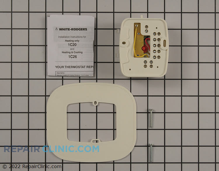 Wall Thermostat 1C26-101 Alternate Product View