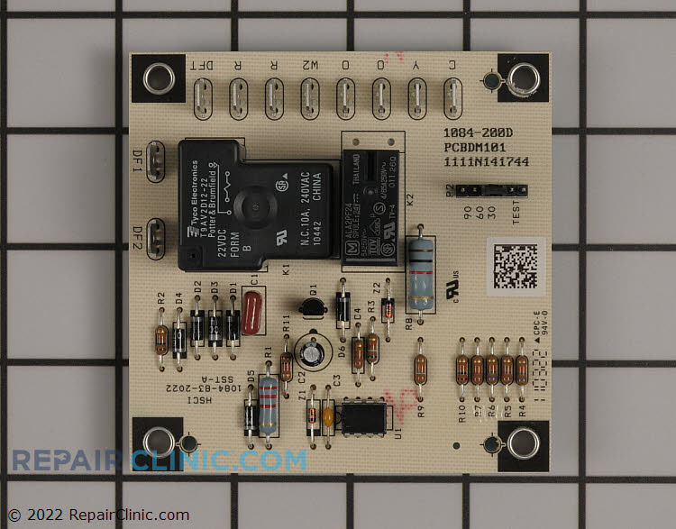 Defrost Control Board PCBDM101S Alternate Product View