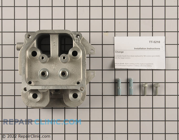 Cylinder Head 24 318 150-S Alternate Product View