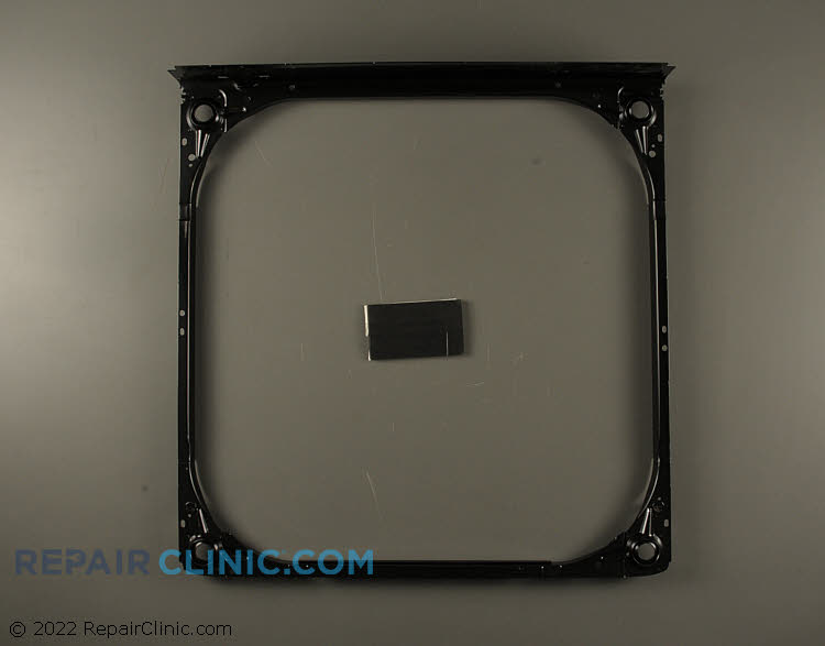 Base plate frame