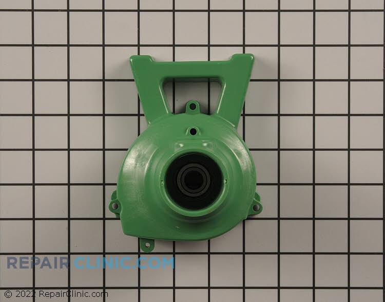 Fan case (green)