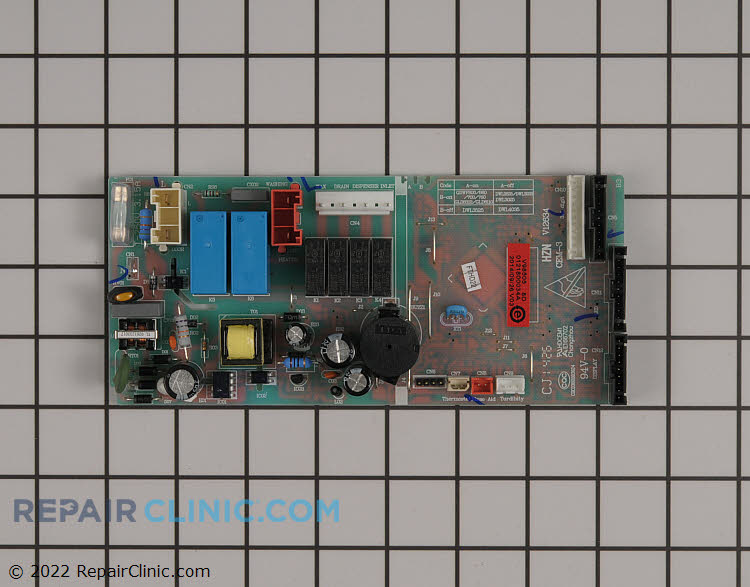 Control Board DW-0668-18      Alternate Product View